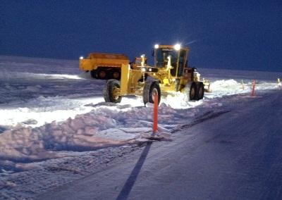 Alaska: Ramp